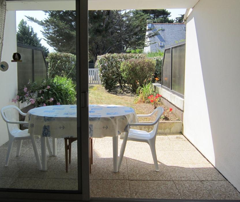 Vente appartement rez de jardin quiberon for Appartement rez de jardin lyon