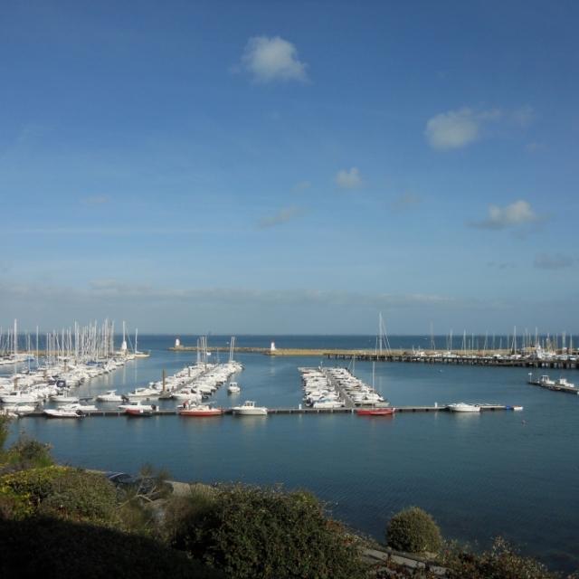 Maison a vendre quiberon vue mer great vente maison pices - Appartement a vendre port vendres vue mer ...